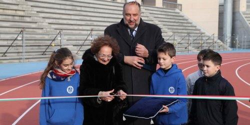 inaugurazione stadio grezar
