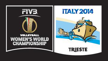 logo mondiali femminili pallavolo trieste