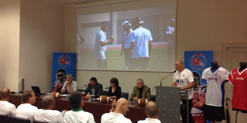slideshow conferenza stampa Camp 2014